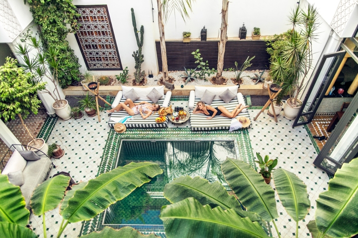 Travel : 4 Riads to visit in Marrakech