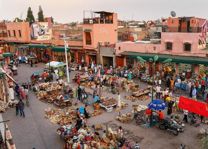 My favorite rooftop bars with a view inMarrakech